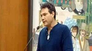 Steven Brigham addresses Lakewood Township Committee meeting