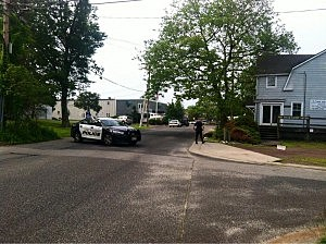 Point Pleasant Police on Bay Point Harbour Road in Point Pleasant Beach