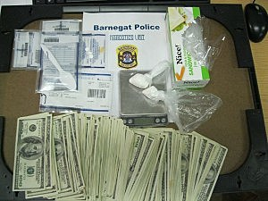 Drugs, Cash Seized in Barnegat Arrests (Barnegat PD)