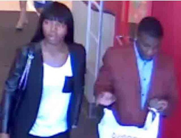 Suspects in Ocean Township credit card theft