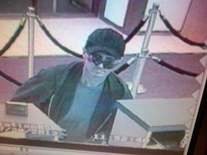 Toms River bank suspect