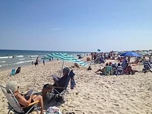 North Avenue Beach in Seaside Park