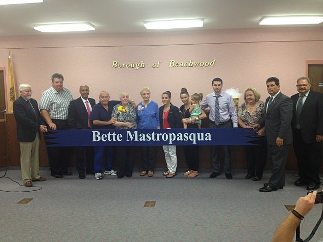A goodbye to Beachwood Borough Clerk Bette Mastropasqua