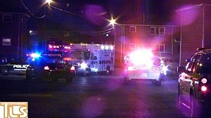 Police at scene of stabbing in Lakewood