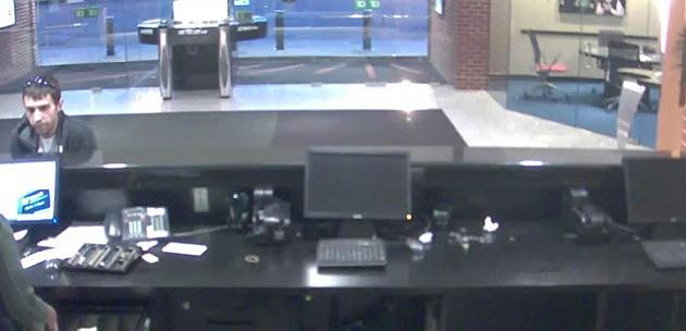 Toms River robber suspect image