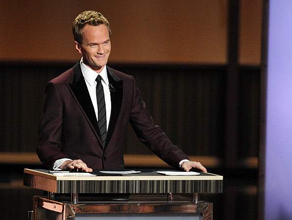 Neil Patrick Harris onstage during the 65th Annual Primetime Emmy Awards
