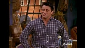 "The catch phrase of Matt LeBlanc's Joey on ""Friends"" was ""How you doin?"""