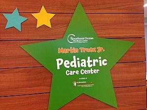 Martin Truex, JR. Pediatric Care Center at Southern Ocean Medical Center