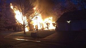 November 21 House Fire, Manchester (Manchester PD)