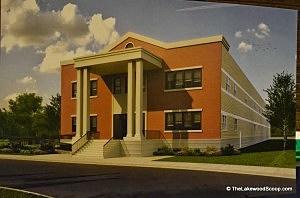 Proposed Oros Lakewood girls elementary school
