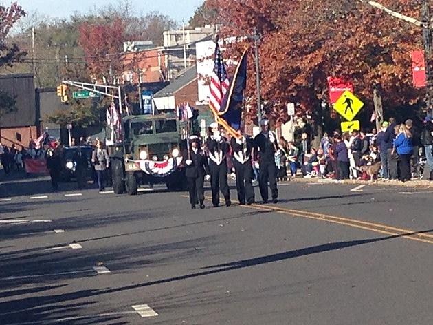 Ocean County Veteran's Day Parade