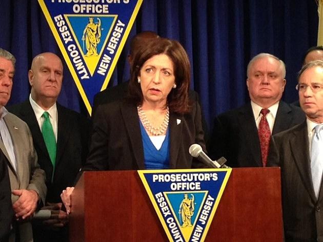 Acting Essex County Prosecutor Carolyn Murray