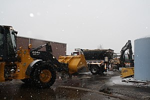 Plows on the move in Monmouth (Monmouth County Public Information)