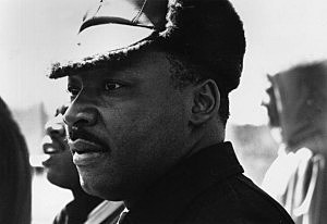 Dr Martin Luther King (1929  - 1968)