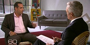 Anthony Bosch (L) on 60 Minutes