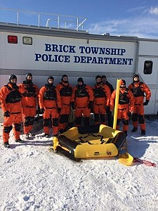 Brick Township Police Marine Unit (Brick Township PD)