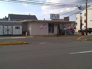 Shore Army Navy Store in Seaside Heights