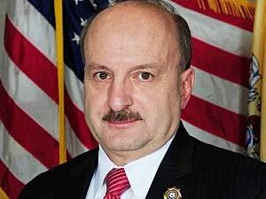 Ocean County Prosecutor Joseph D. Coronato