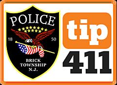 Brick Township's Tip411 App (Brick Township PD)