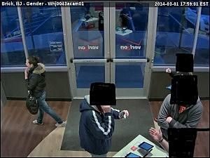 Verizon Suspect