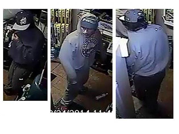 Screen shots of suspects in Manchester break-in