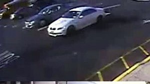 White BMW being sought in Tinton Falls hit-and-run
