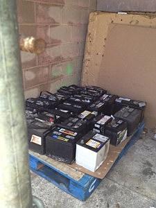 Battery Theft
