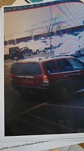 Brick Purse Snach Suspect Car (Brick Twp. PD)