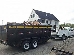 2103 All Pro Dump Trailer stolen in Lakewood