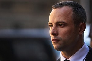 scar Pistorius leaves North Gauteng High Court after the judge ordered that he should undergo mental evaluation