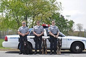 Toms River K9 Teams (Toms River Police Department)