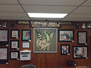 The Brick Township High School Wall of Fame