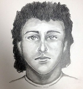 Sketch of Toms River luring suspect