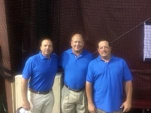 Toms River Little League coaches