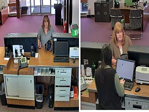 Suspect in TD Bank fraud in Toms River