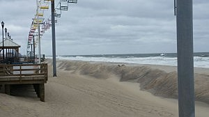Seaside Heights Beach, 10-1-15 (Andy Chase, Townsquare Media)