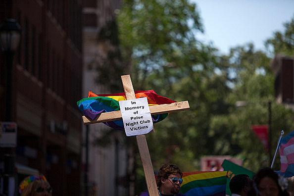 2016 Gay Pride Parade Marches Through Philadelphia
