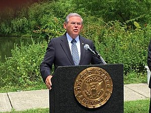 U.S. Senator Robert Menendez (Steve Shapiro)