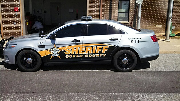 Ocean County Sheriff (Photo submitted by Phil C)