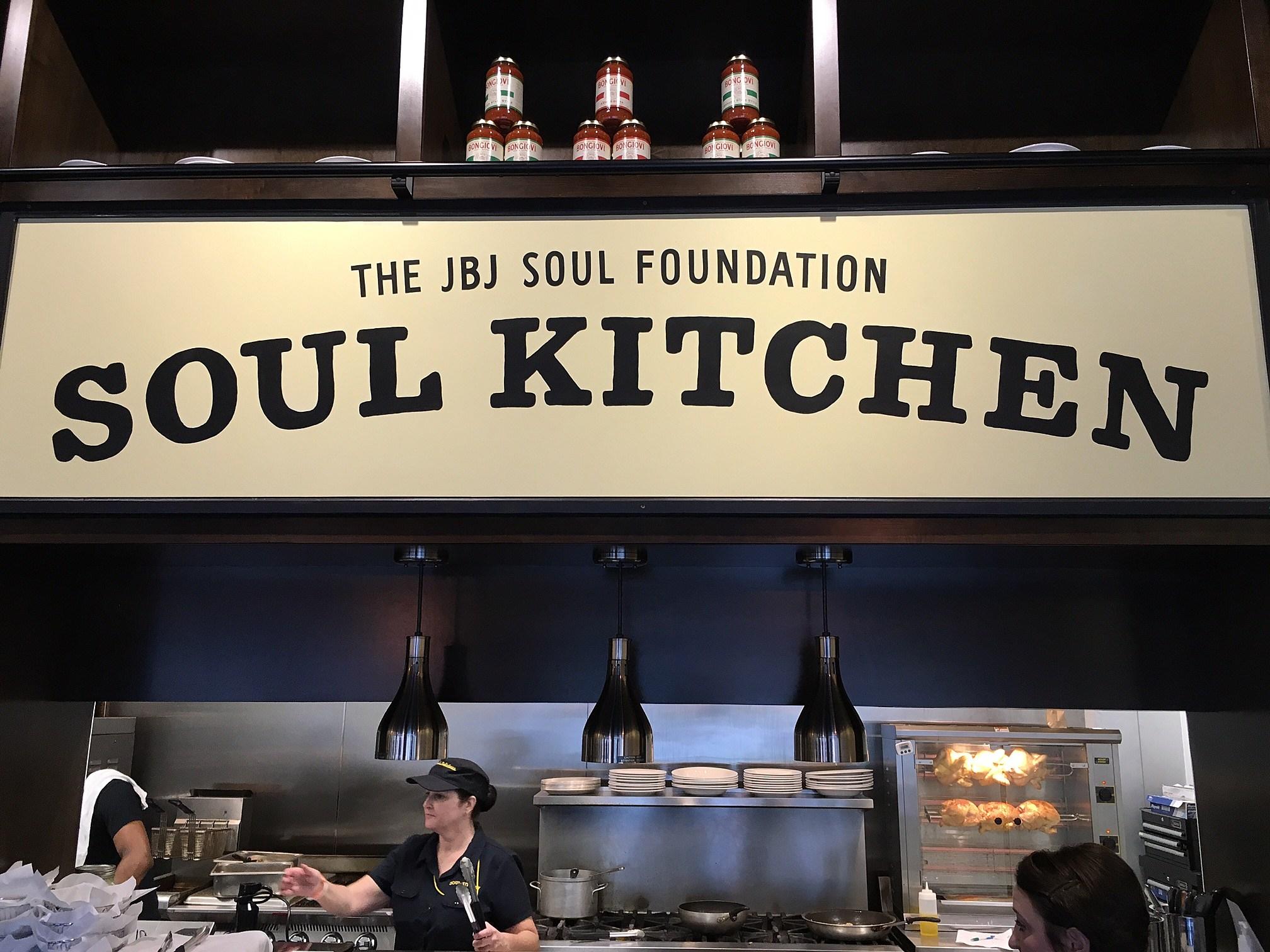 Everyone is Welcome at Jon Bon Jovi\'s Soul Kitchen
