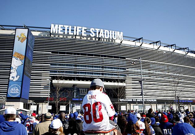 New York Giants Super Bowl XLVI Fan Celebration At Metlife Stadium