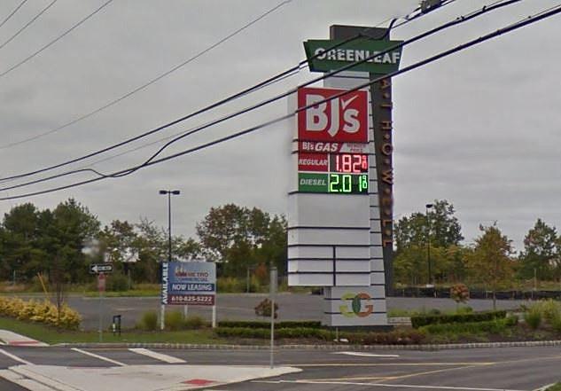 Greenleaf Shopping Center (Google Maps)