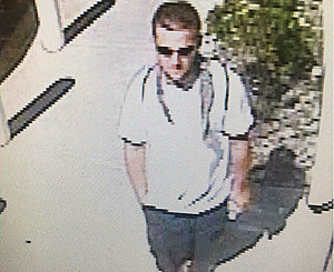 Car theft suspect (Stafford Township PD)
