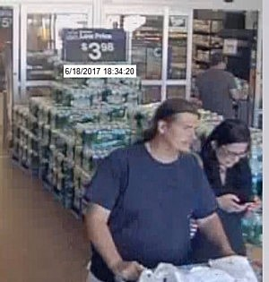Couple wanted for questioning in Howell Township. (Howell Township Police Department)