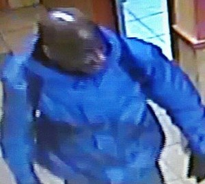 Attempt to identify man on surveillance in Ocean Township. (Ocean Township Police)