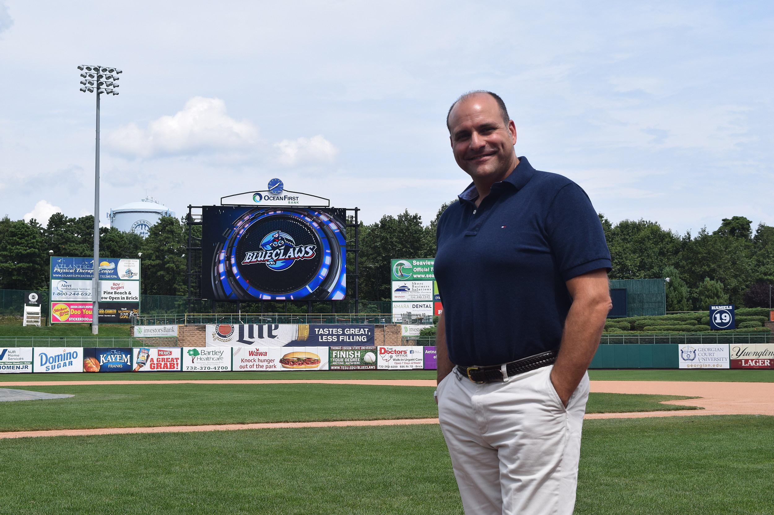 Baseball > Shore Sports Network