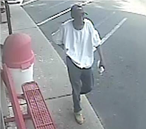 Eatontown armed robbery suspect. (Eatontown Police Department)