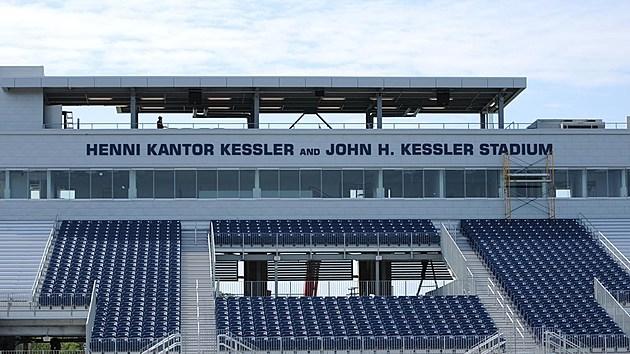 Inside Kessler Stadium at Monmouth University
