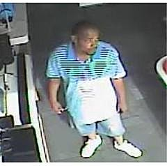 Person of interest in Ocean Township Police investigation. (Ocean Township Police)