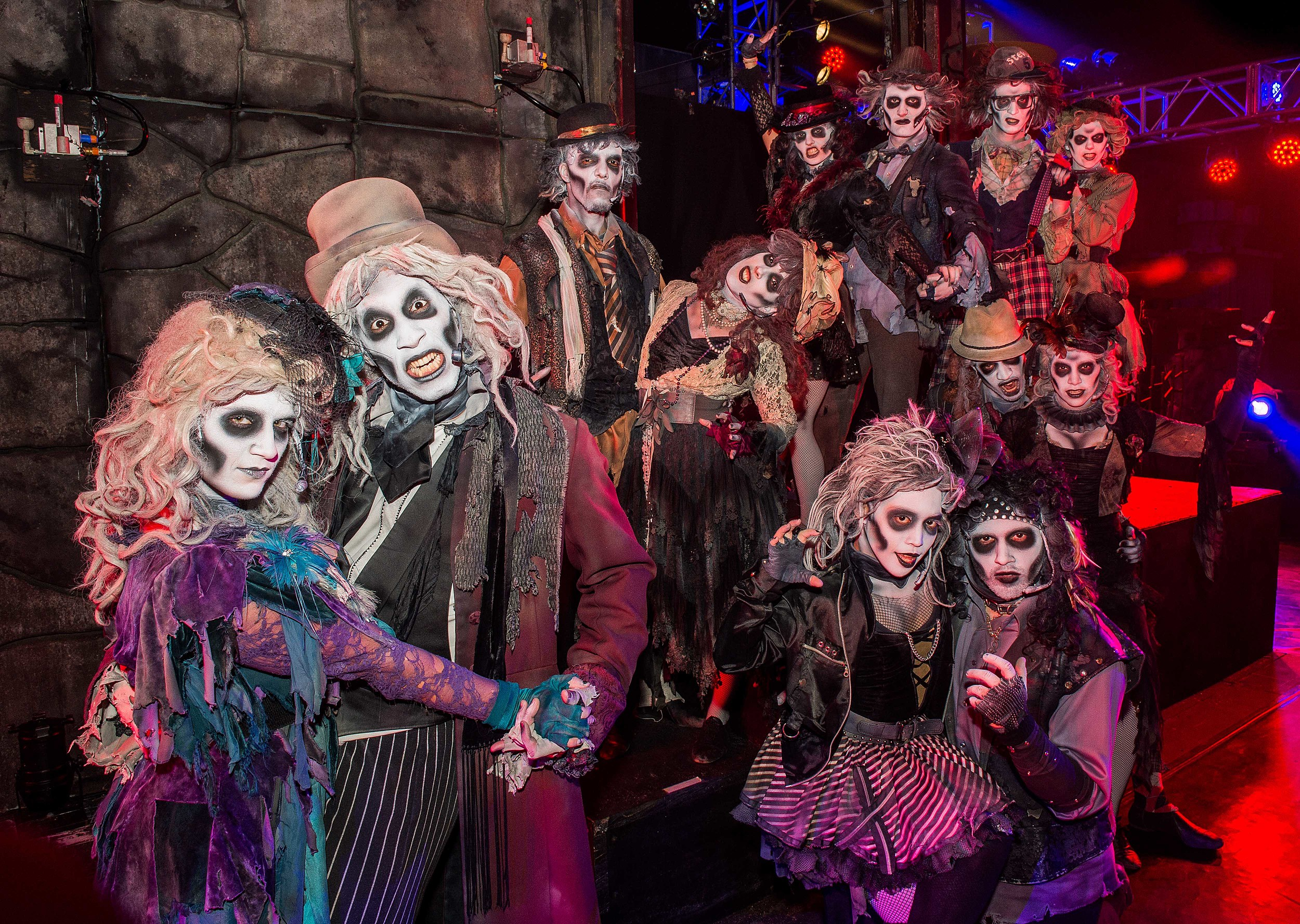fright fest 2018 auditions start next week at great adventure